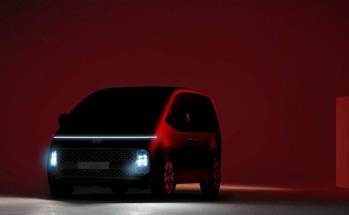 Staria - mẫu MPV mới của Hyundai lộ diện - 2