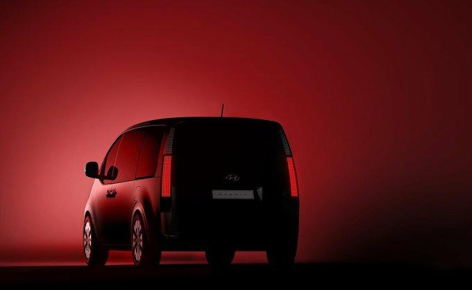 Staria - mẫu MPV mới của Hyundai lộ diện - 6