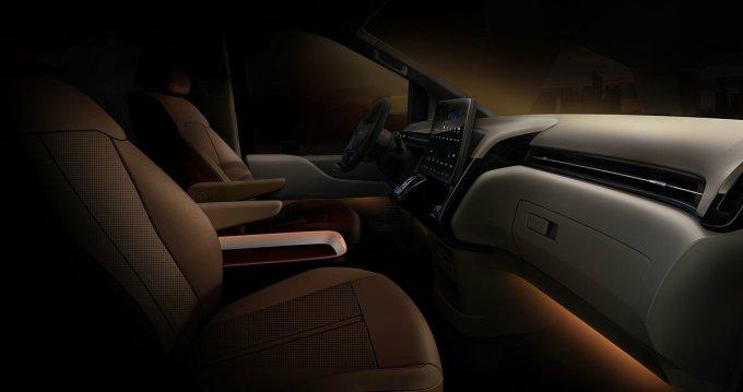 Staria - mẫu MPV mới của Hyundai lộ diện - 8
