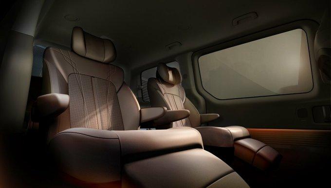 Staria - mẫu MPV mới của Hyundai lộ diện - 10