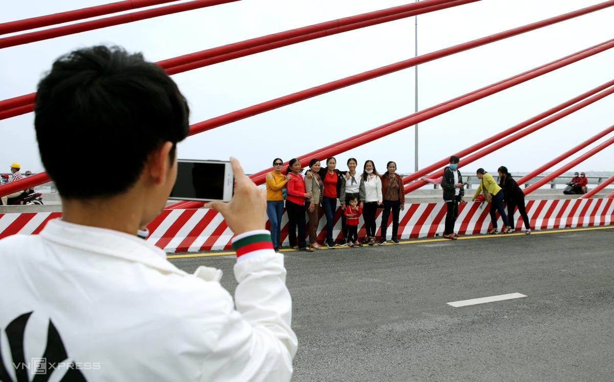 Thông xe cầu nối Nghệ An và Hà Tĩnh