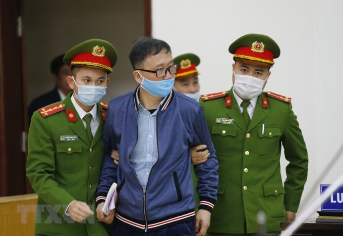 Sai phạm tại Ethanol Phú Thọ là vụ án thứ 3, ông Thanh hầu tòa. Ảnh: TTXVN