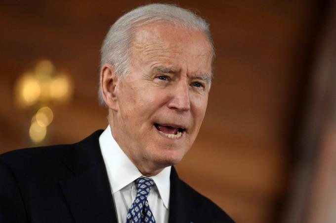 Tổng thống Biden tại Atlanta ngày 19/3. Ảnh: AFP.