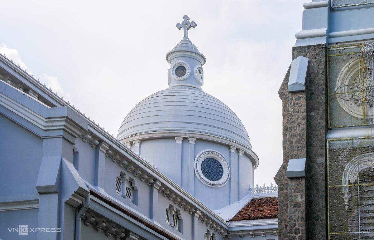 Hai nhà thờ của gia đình Nam Phương hoàng hậu - 8