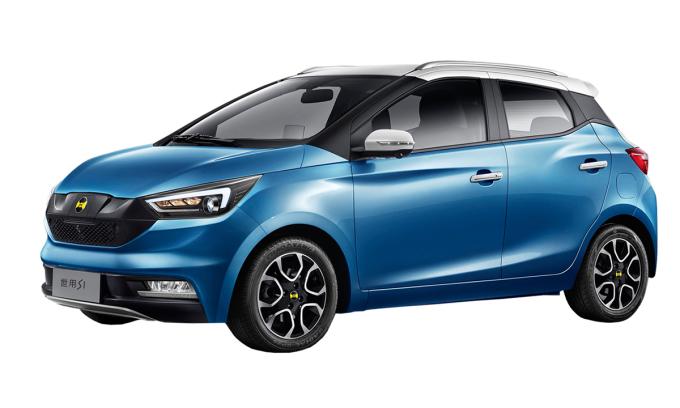 Mẫu xe điện cỡ A mới sẽ bán ra tại Malaysia. Ảnh: Seiyong Motor