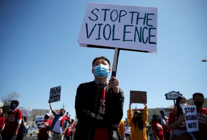 Biểu tình phản đối kỳ thị người gốc Á trên khắp Mỹ