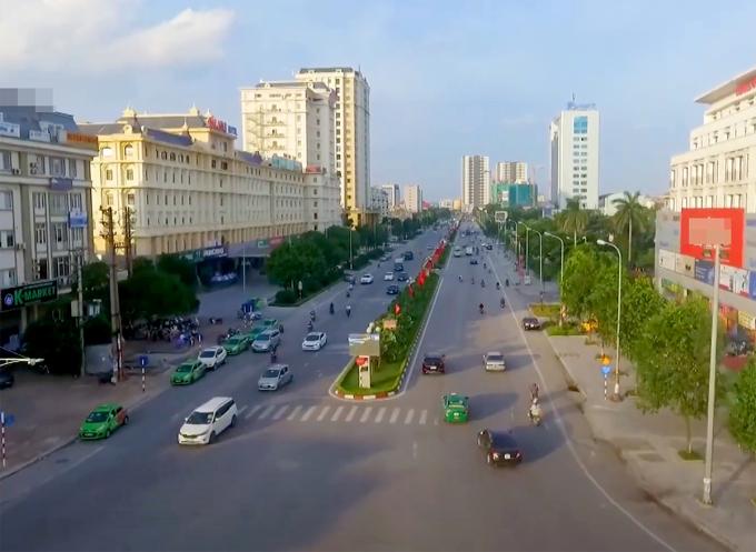 Một góc Thị xã Từ Sơn hiện nay. Ảnh: Tuấn Sơn