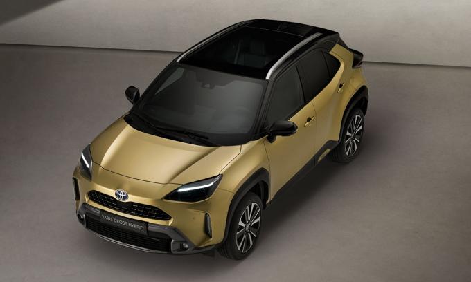 Yaris Cross phiên bản Adventuer mới. Ảnh: Toyota