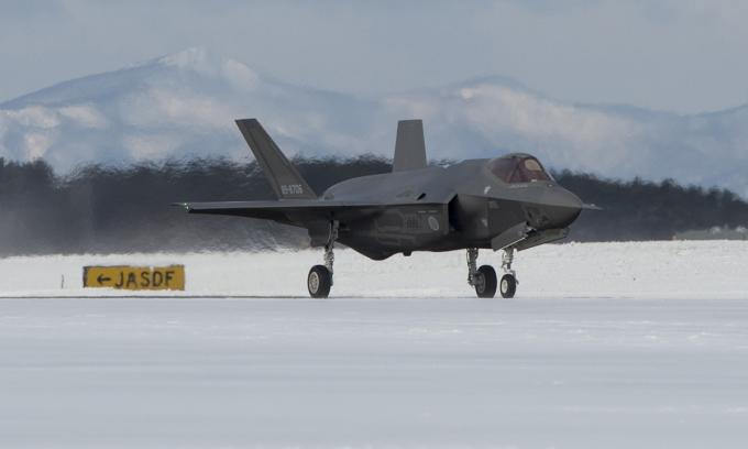 Nhật tính điều F-35B đối phó Trung Quốc ở Hoa Đông
