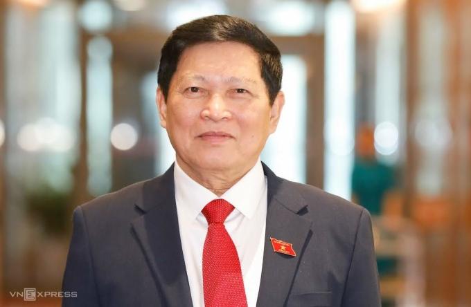 Bộ trưởng Quốc phòng Ngô Xuân Lịch được Thủ tướng trình Quốc hội miễn nhiệm do không tham gia Trung ương khóa XIII. Ảnh: Giang Huy