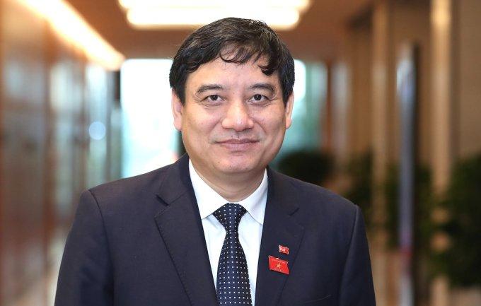 Phó chánh Văn phòng Trung ương Đảng Nguyễn Đắc Vinh. Ảnh: Hoàng Phong