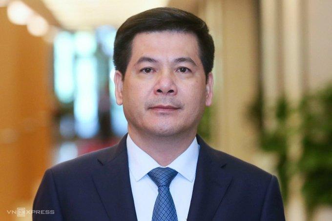 Ông Nguyễn Hồng Diên, tân Bộ trưởng Công Thương. Ảnh: Giang Huy