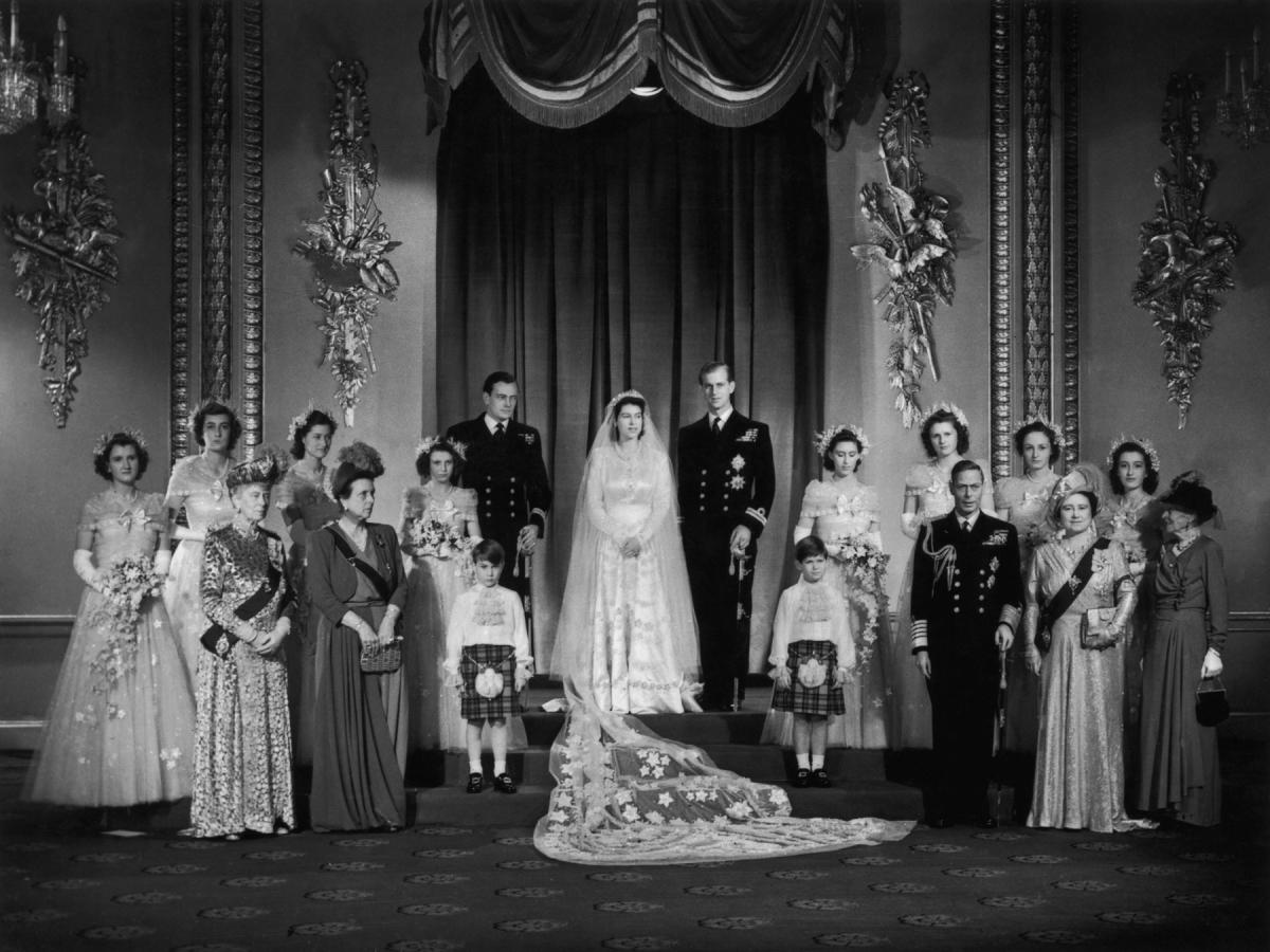 Cuộc đời Hoàng thân Philip qua ảnh