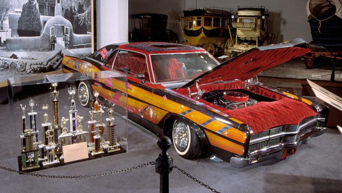 Chiếc Ford LTD Dave's Dream đạt nhiều giải thưởng danh giá.