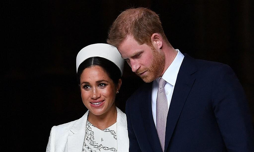Lý do Meghan không về Anh chịu tang Hoàng thân Philip