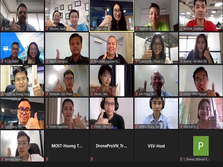 Top 15 dự án xuất sắc cuộc thi thách thức sáng tạo cùng AI
