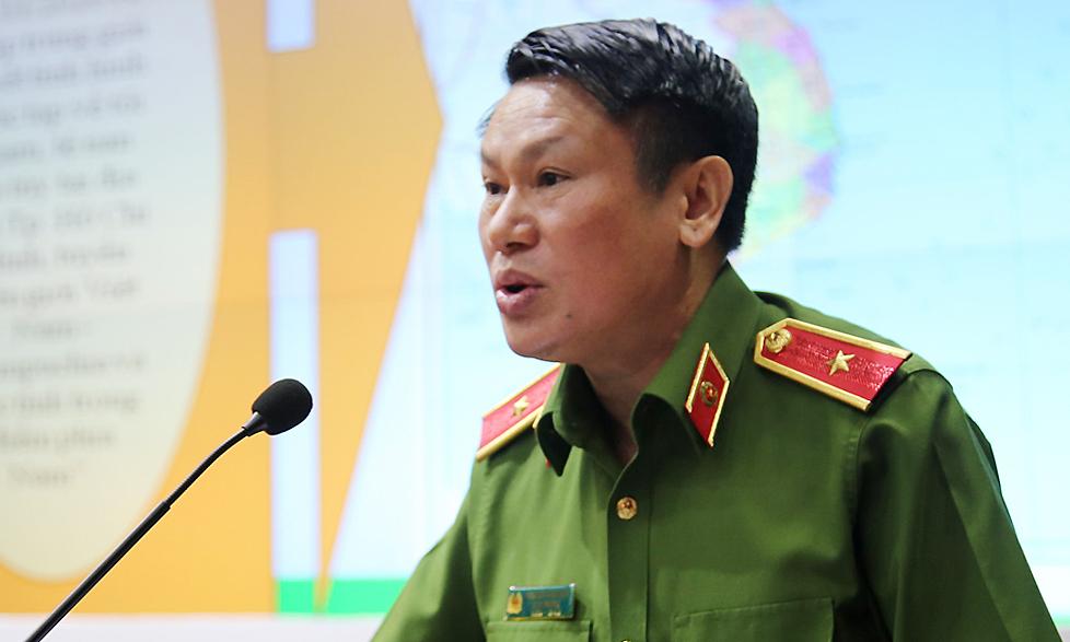 'Ma tuý dồn về TP HCM'