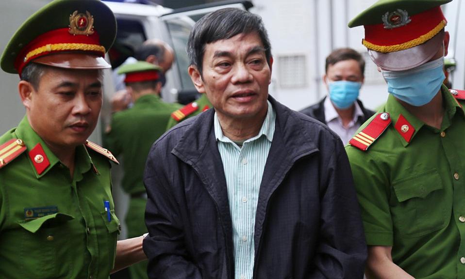 Cựu Chủ tịch Tổng công ty Thép Việt Nam: Tôi bị kết tội là hơi nặng