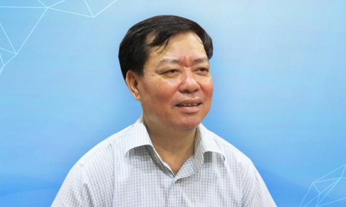 Ông Phạm Minh Huân từng có hơn 30 năm nghiên cứu về chính sách BHXH, lao động, tiền lương. Ảnh: Xuân Hoa