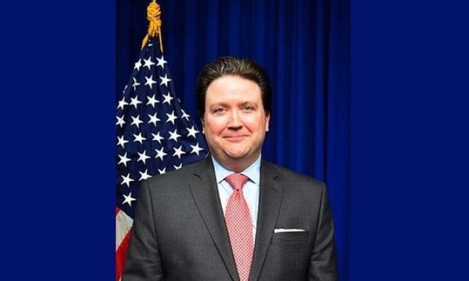 Ông Marc Evans Knapper, người được Tổng thống Biden đề cử làm đại sứ tại Việt Nam. Ảnh: Bộ Ngoại giao Mỹ.