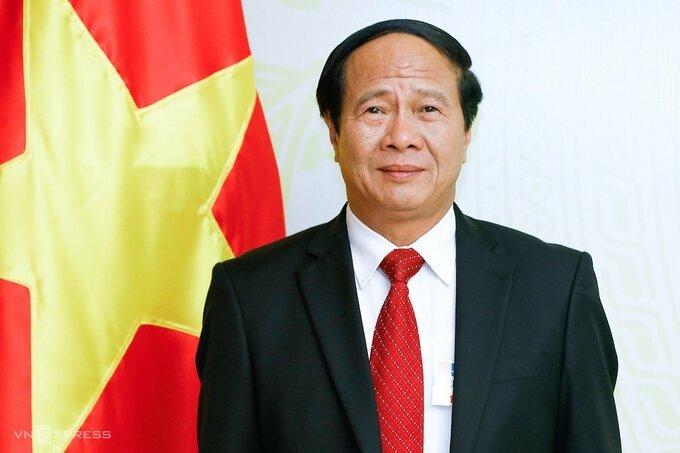 Phó thủ tướng Lê Văn Thành. Ảnh: Giang Huy