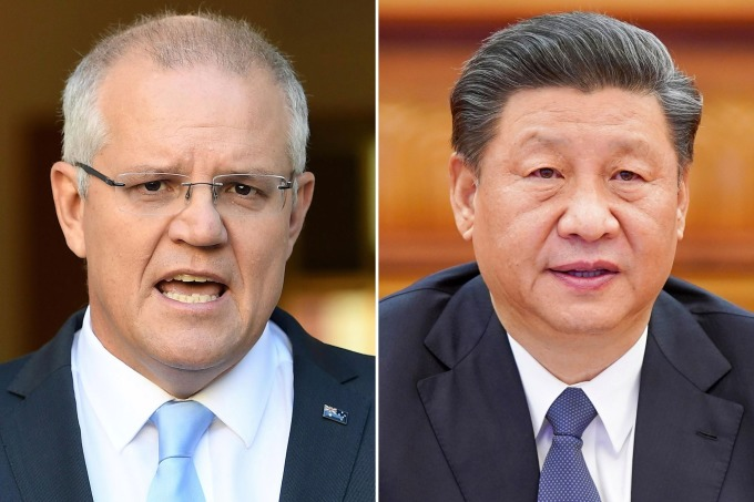 Quan hệ Australia – Trung Quốc rơi tự do
