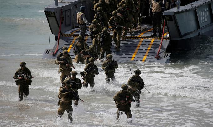 Australia nâng cấp loạt căn cứ giữa căng thẳng với Trung Quốc