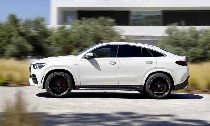 SUV hạng sang Mercedes-AMG GLE 53 4Matic Coupe. Ảnh: Mercedes