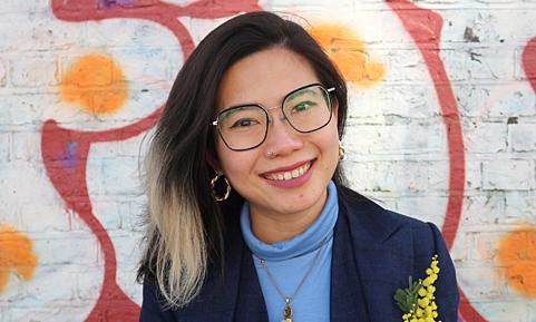 Cô gái Việt vượt qua 7 vòng phỏng vấn vào công ty ở Anh
