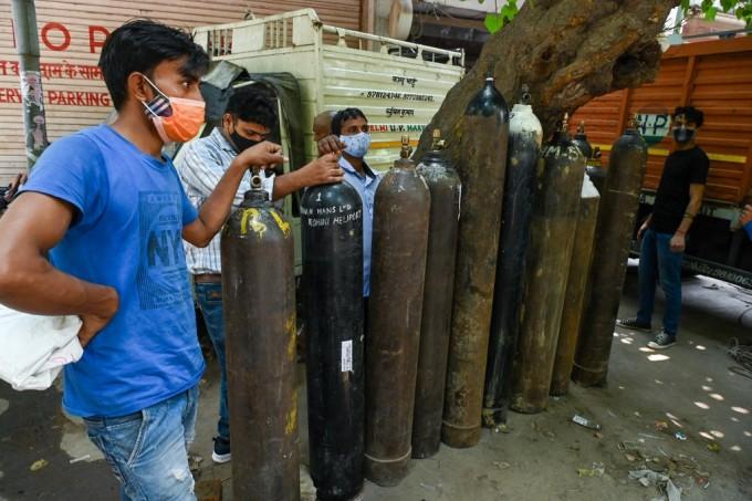 Thủ đô Ấn Độ không còn thiếu oxy