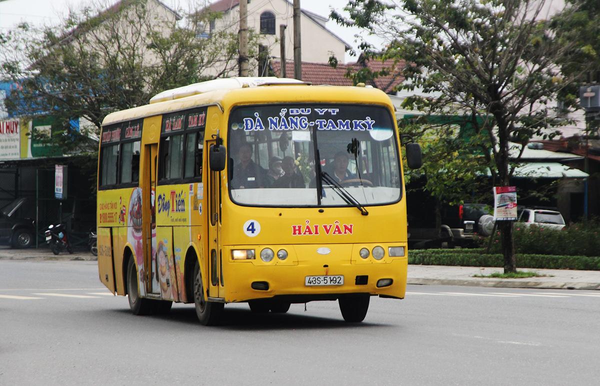 Hà Tĩnh, Quảng Nam hạn chế xe khách đến vùng dịch