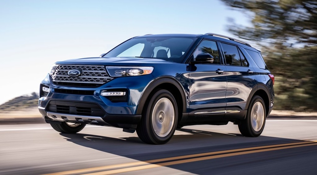 2 tỷ nên mua Ford Explorer hay Toyota Prado?