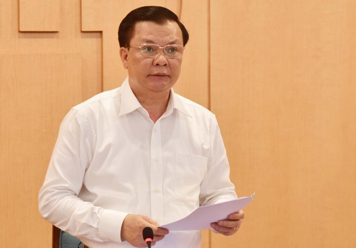 Bí thư Hà Nội: 'Thành phố không cách ly cực đoan'