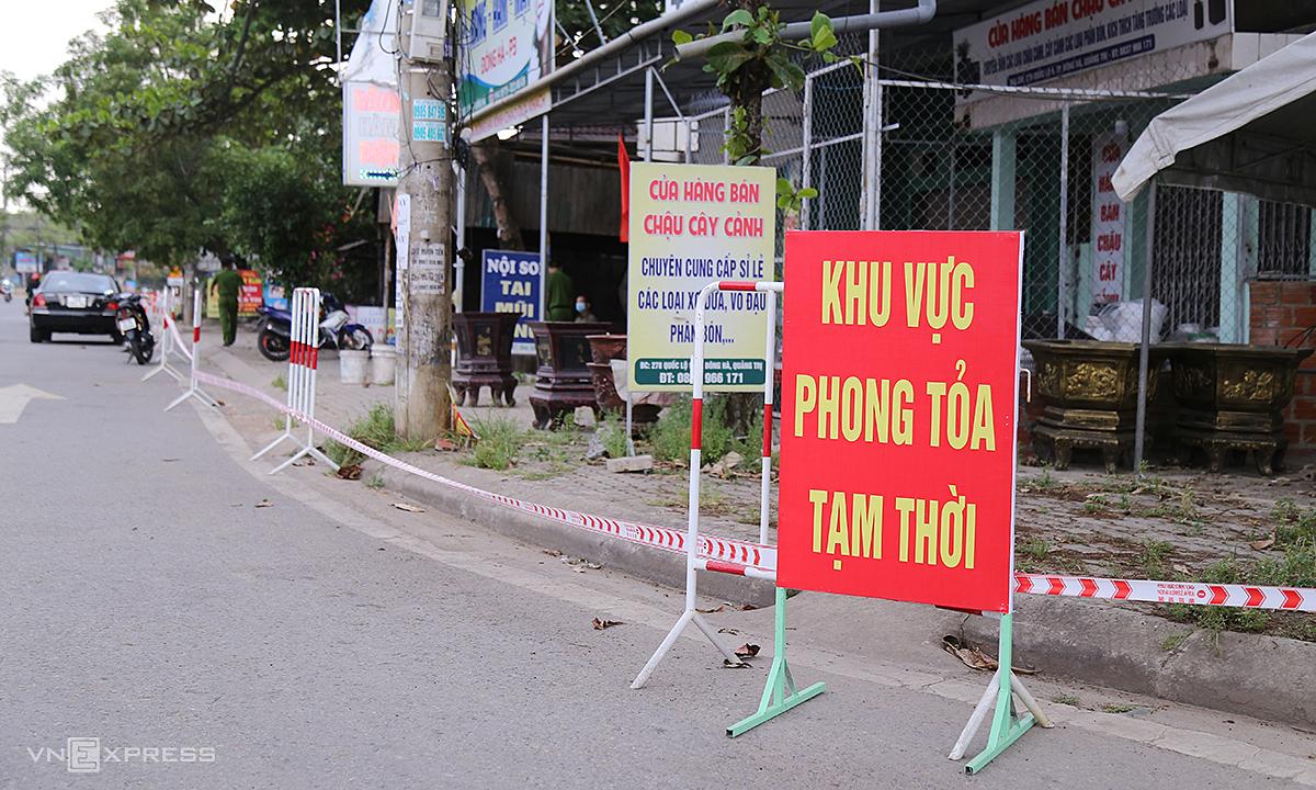 Thêm biện pháp chống dịch ở TP Đông Hà, Thanh Hóa