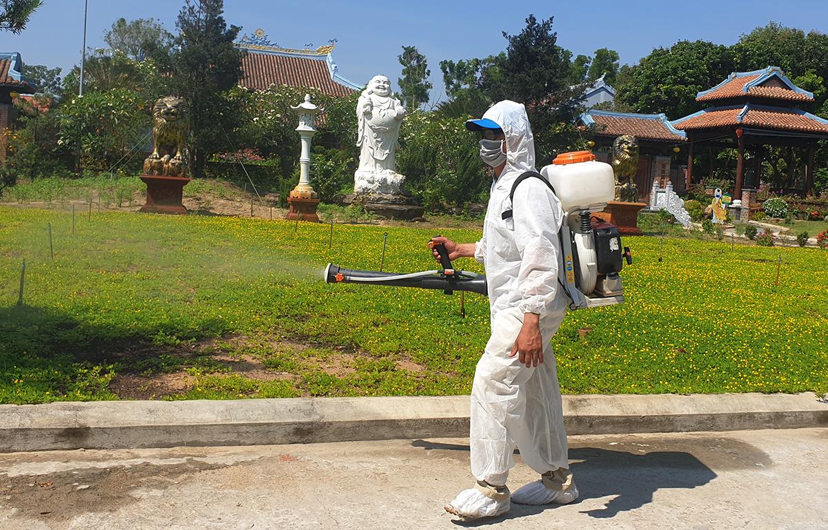 Ca nghi nhiễm Covid-19 ở Quảng Nam từng đi làm căn cước