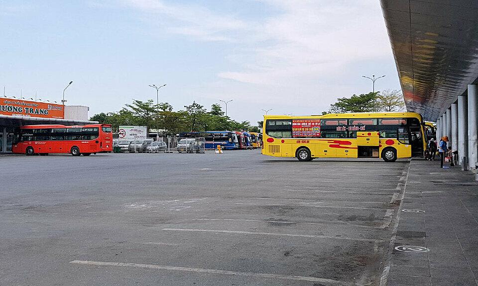 Đà Nẵng dừng xe khách đến 6 tỉnh