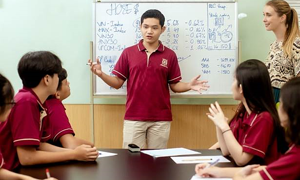 Trẻ hưởng lợi gì từ chương trình Cambridge tại VAS?
