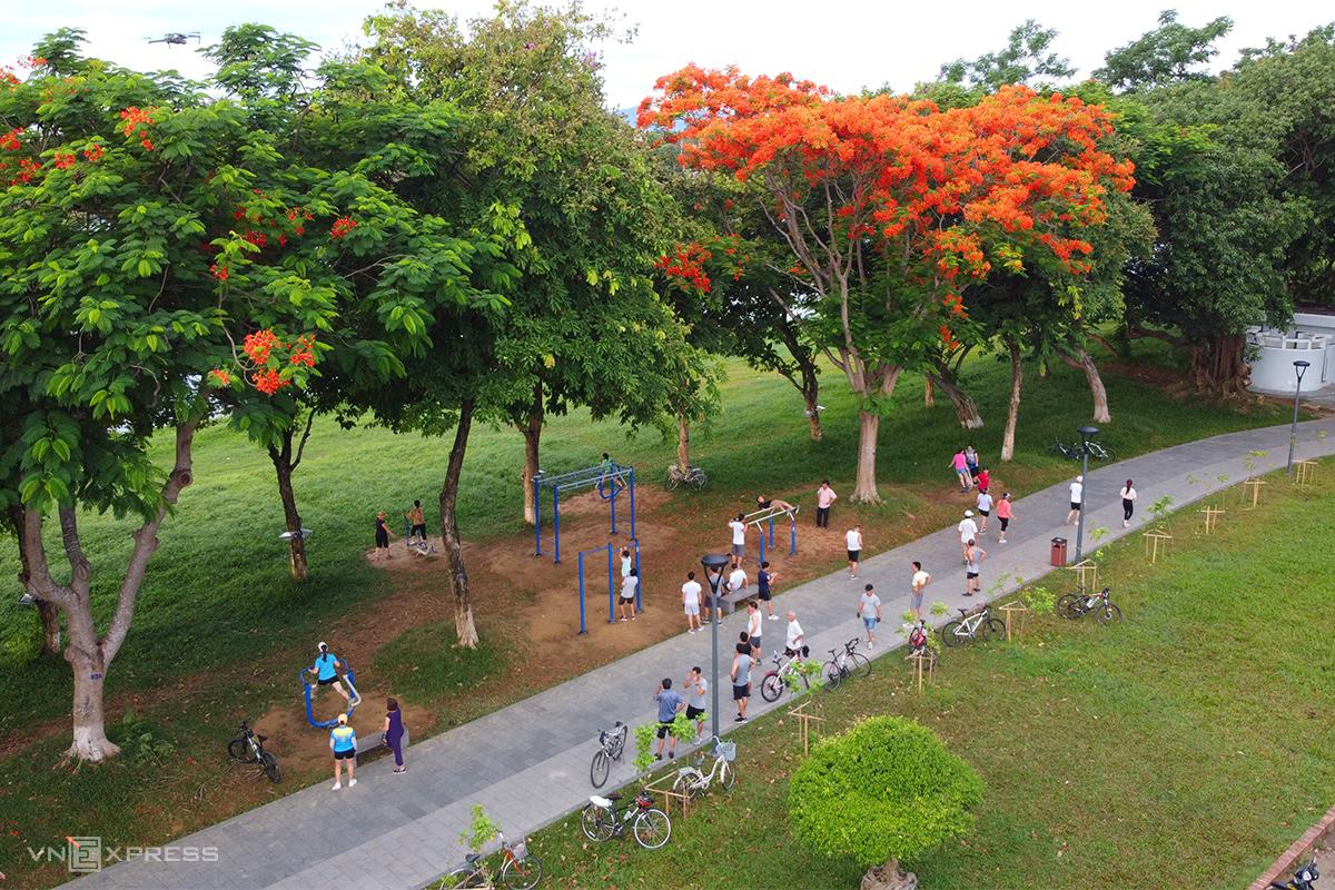 Thừa Thiên Huế đóng cửa công viên