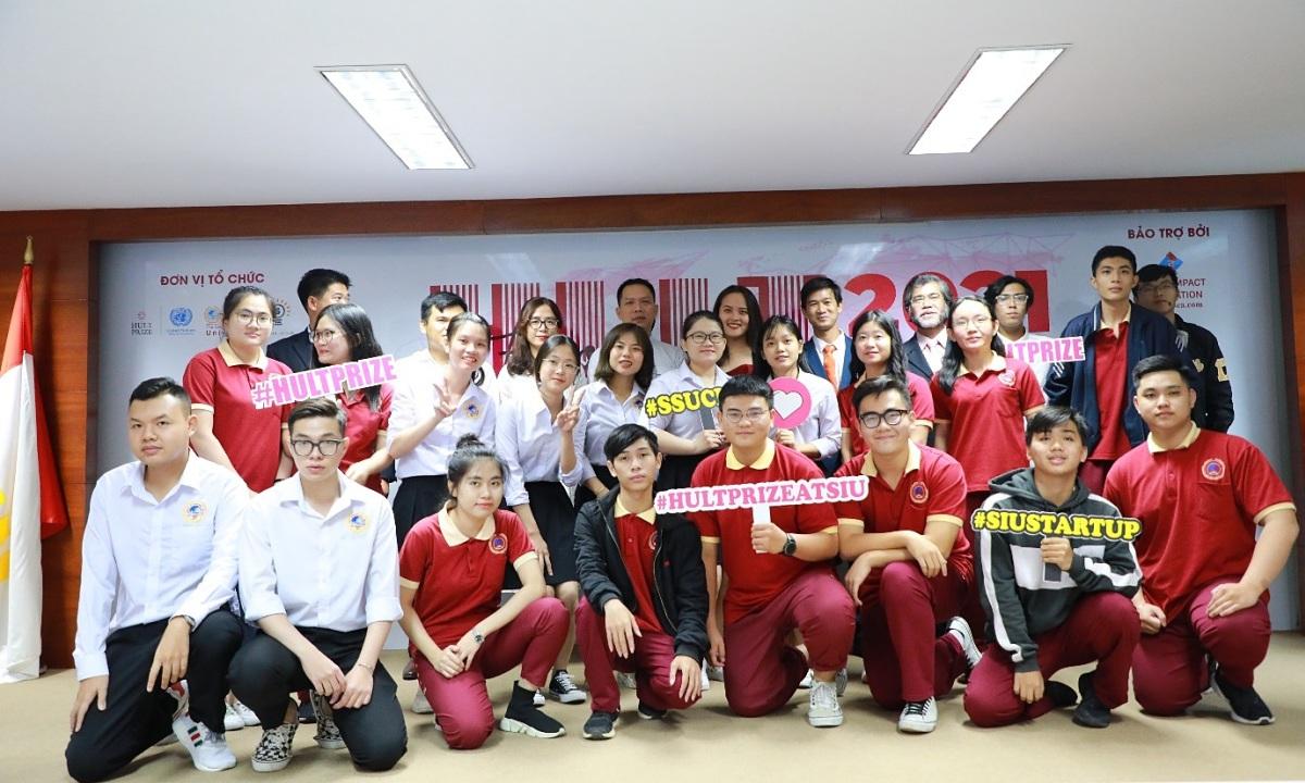Sinh viên SIU vào bán kết Hult Prize Đông Nam Á