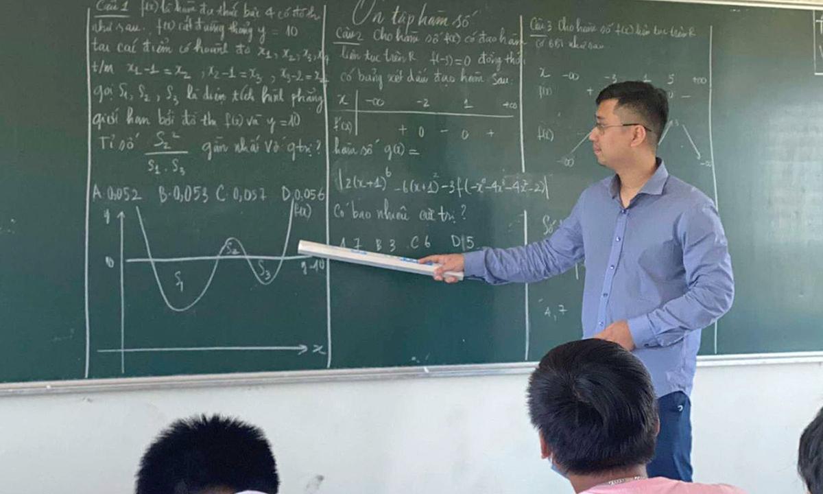 Bí quyết làm nguyên hàm - tích phân trong đề tốt nghiệp THPT