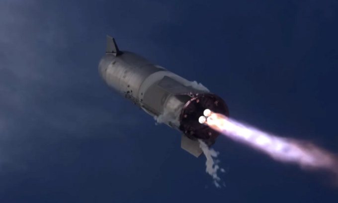 SpaceX is about to launch Starship into Earth orbit
