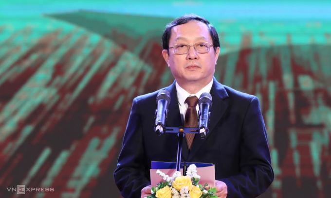 Bộ trưởng Huỳnh Thành Đạt: Kiên trì theo đuổi giấc mơ lớn
