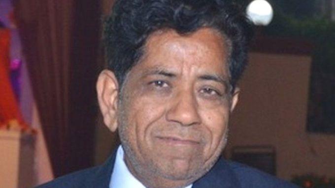 Anoop Saxena, bệnh nhân Covid-19 tại thành phố Ghaziabad, bang Uttar Pradesh, Ấn Độ. Ảnh: BBC.