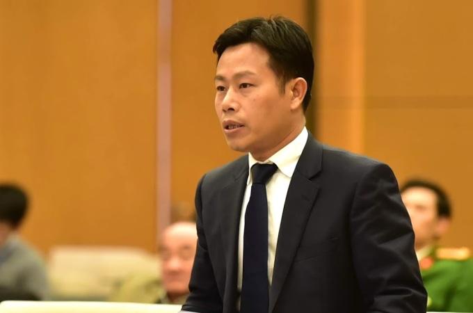 Ông Lê Quân, Chủ tịch UBND tỉnh Cà Mau. Ảnh: Hoàng Phong