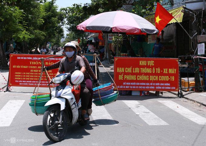 Sắp tới, người dân Đà Nẵng sẽ đi chợ bằng thẻ thông minh. Ảnh: Nguyễn Đông.