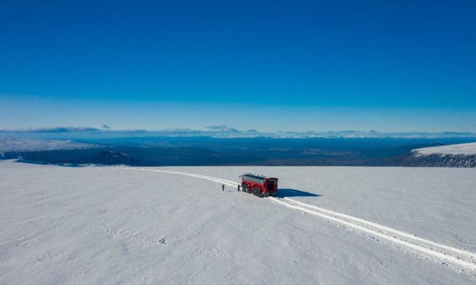 Trong giai đoạn 2000-2019, các sông băng trên thế giới mất hàng trăm tỷ tấn băng mỗi năm. Ảnh: Phys.