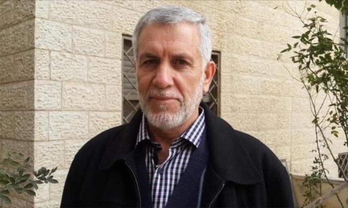 Sheikh Jamal al-Tawil. Ảnh: Day of Palestine.
