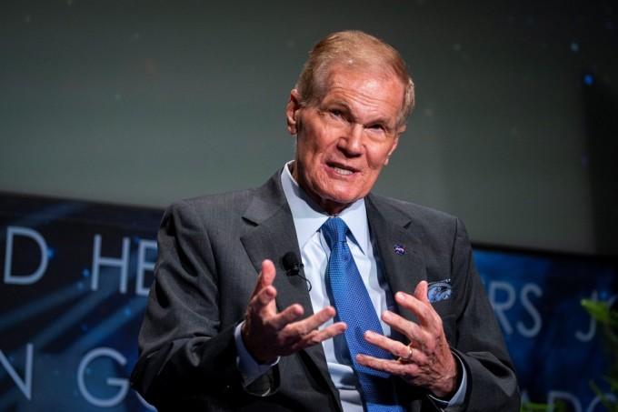 Giám đốc NASA Bill Nelson tại Washington ngày 2/6. Ảnh: Reuters.