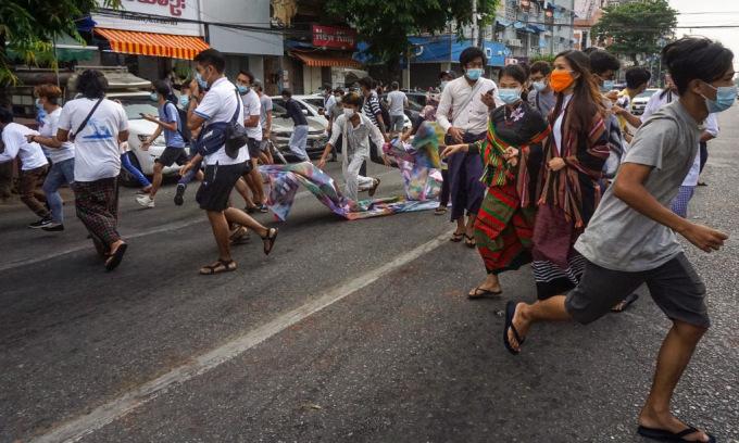 ASEAN kêu gọi chấm dứt bạo lực tại Myanmar