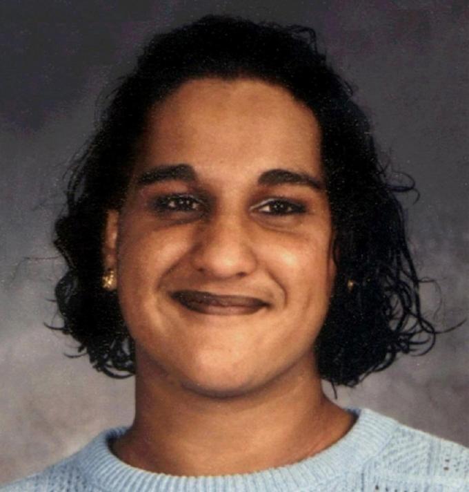 Reena Virk, thiếu nữ bị nhóm thiếu niên hành hung, dìm xuống sông năm 1997 ở British Columbia, Canada. Ảnh: Canadian Press.